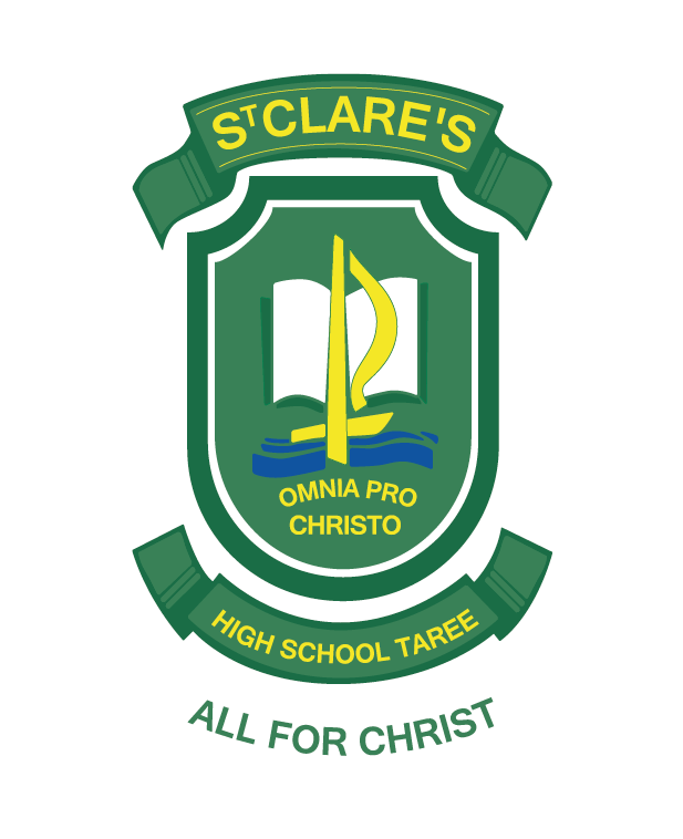 St Clare's High School, Taree Crest